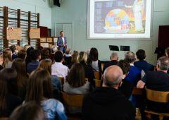 Konferencja historyczna dla nauczycieli i uczniów w I L.O
