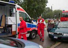 Kolejny wypadek na tym skrzyżowaniu