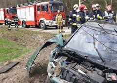 Niebezpieczne zdarzenia drogowe w Powiecie Skarżyskim