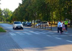 """""""Bezpieczna droga do szkoły"""" w powiecie skarżyskim"""