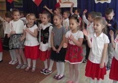 Obchody Dnia Niepodległości w Przedszkolu Publicznym Nr6