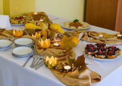 Dyniowy zawrót głowy - konkurs kulinarny w ZSSU