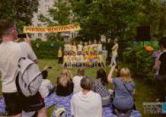 """""""Piknik rodzinny"""" z okazji Dnia Dziecka w Przedszkolu Nr 6"""