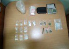 Podejrzani o posiadanie narkotyków