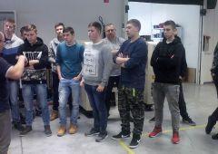 Mechatronicy i mechanicy ZSTM w Budapeszcie!