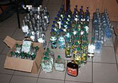 Nielegalny alkohol