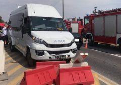 Dwa wypadki komunikacyjne w Skarżysku-Kamiennej