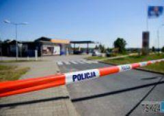 """Napad z """"maczetami"""" na stacji benzynowej (dwie osoby poszkodowane)"""