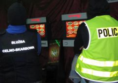 Kolejny cios w nielegalny hazard
