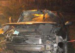 Groźny wypadek na ul. 1-go Maja w Skarżysku-Kamiennej