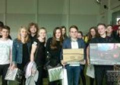 Sukces skarżyskich gimnazjalistów w IV Świętokrzyskim Turnieju Innowacji i Kreatywności