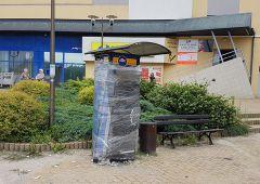 Wysadzili bankomat Euronetu i zbiegli z kasetką z pieniędzmi