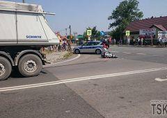 Policjanci poszukują świadka tragicznego wypadku
