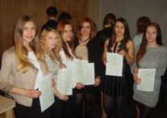 Uczennice skarżyskiego Ekonomika finalistkami ogólnopolskiej Olimpiady